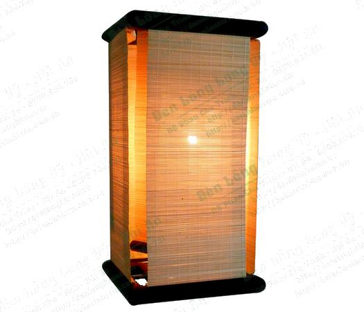Đèn trung thu - Đèn mành tre