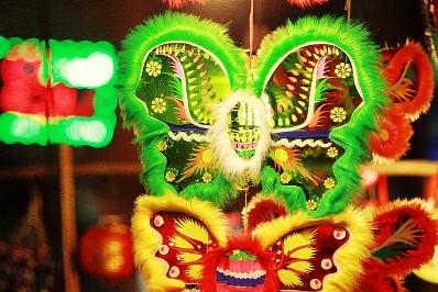 Đèn trung thu - Đèn Trung Thu hình bươm bướm